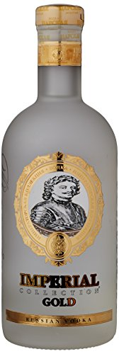 Ladoga Wodka Imperial Collection Gold (1 x 0.7 l)
