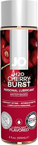 SYSTEM JO 300000090818 H2O Gleitmittel Kirsche 150 ml, 1er Pack (1 x 150 ml)
