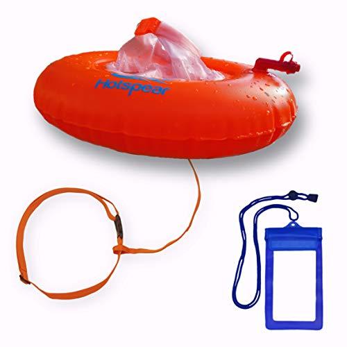 Hotspear Boya de natación DONUT