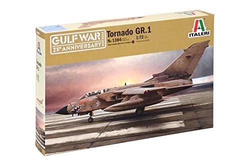 Italeri 1384 - Tornado Gr.1 Raf Gulf War Model Kit Scala 1:72
