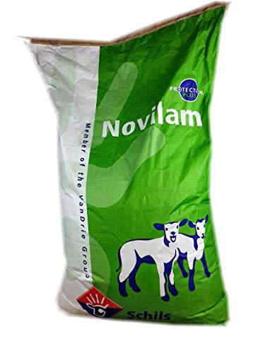Novilam 50 Lämmermilch Milchaustauscher Milchpulver Ersatzmilch ab 1 kg (5kg GP 4,91€/kg)