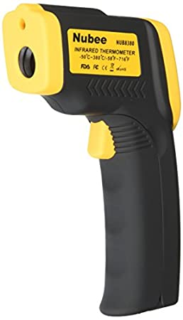 Nubee Infrared Thermometer Temperature Gun