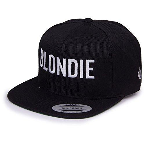 Vogelwuid Damen Cap Blondie , Größe:ONESIZE, Farben:BLACK
