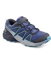 Salomon Speedcross CSWP J, Zapatillas Impermeables de Trail Running Unisex Niños