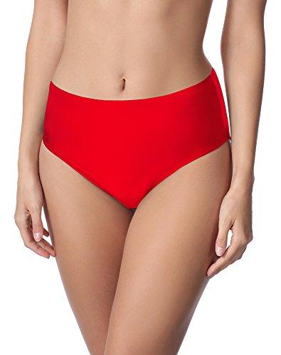 Merry Style Slip Bikini Donna M72W (Rosso (4186), 52)