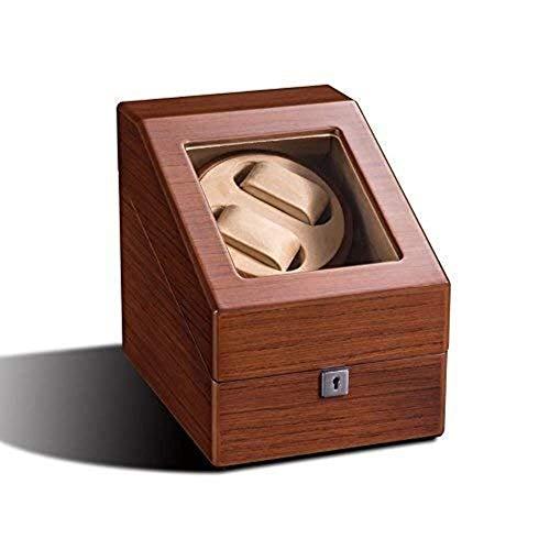 Caja de Almacenamiento de Relojes Agitador de Relojes, Reloj mecánico, Caja de bobinado automático, Caja de Relojes, Mesa de Transferencia, Agitadores de Relojes, Moda