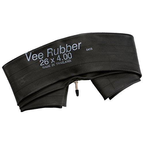 SUNLITE Standard Presta Valve Tubes, Black