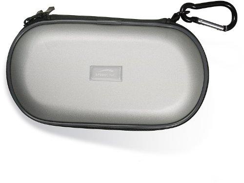 Speed-Link Carry Case for PSP™ Slim&Lite, silver - fundas para consolas portátiles...