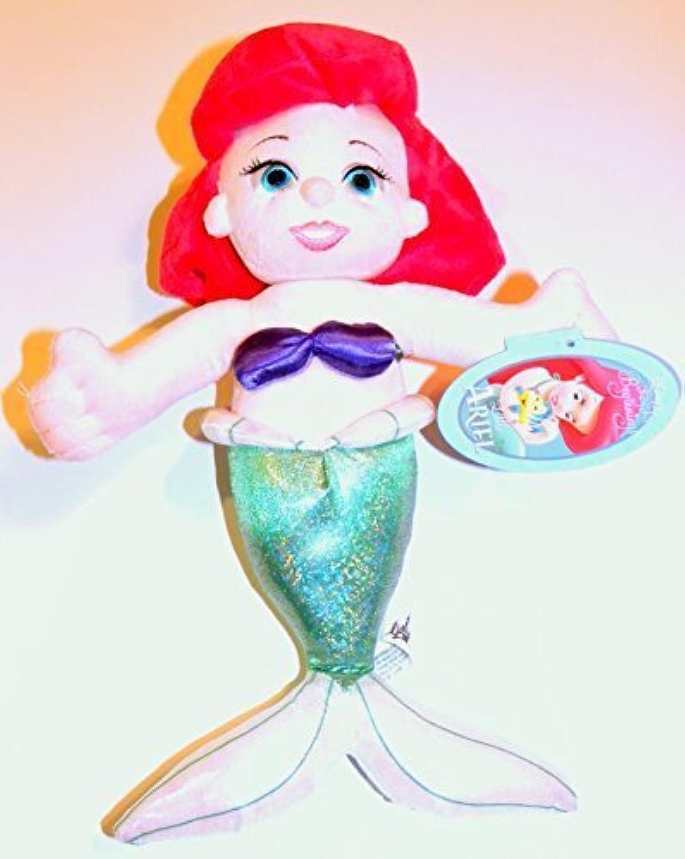 Disney 10 Little Mermaid Ariel Plush Doll by Disney