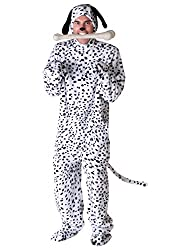 Dalmatian Puppy Costume for Adults