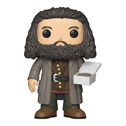Funko POP! Harry Potter: Hagrid con la tarta