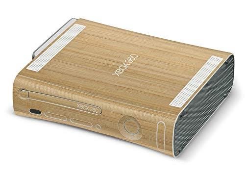 Skins4u Design modding Aufkleber Vinyl Skin Klebe Folie Skins Schutzfolie für Xbox 360 Eiche