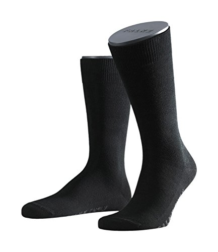 Falke Socken Family, Größe:43/46; Farbe:schwarz; Pack:3er Pack