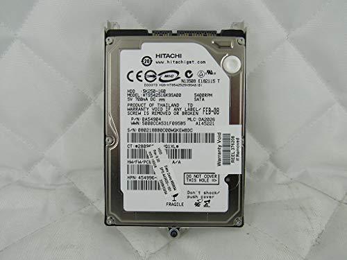 HP 6710B 6715B Festplatte (160 GB, 5400, mit Halterung) 443920-001