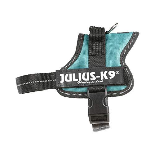JULIUS-K9, 162DG-M, K9-Powergeschirr, Größe: Mini, Dunkelgrün