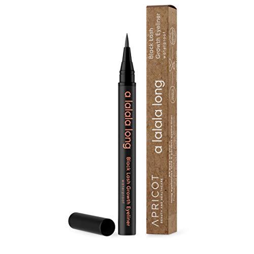 APRICOT Black Lash Growth 2-in-1 Eyeliner mit Wimpern-Serum