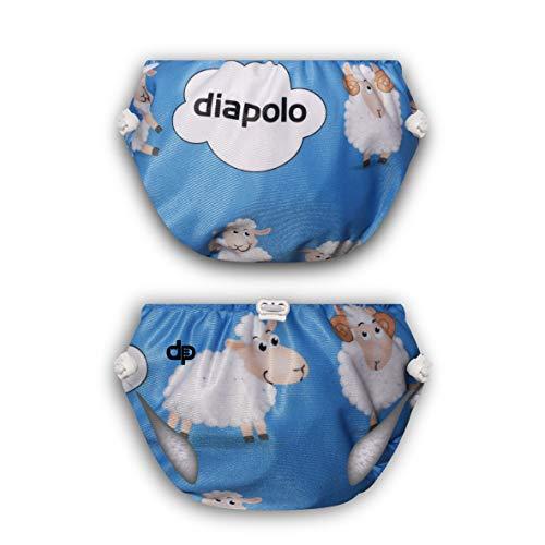 Diapolo Schaf Cute Baby Schwimmwindel (2)