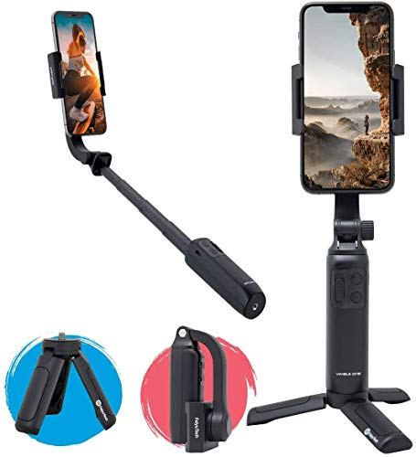 FeiyuTech Vimble One Smartphone Gimbals,Handheld Foldable Gimbal Stabilizer with Live Streaming and Anti Shaking Stabilizers
