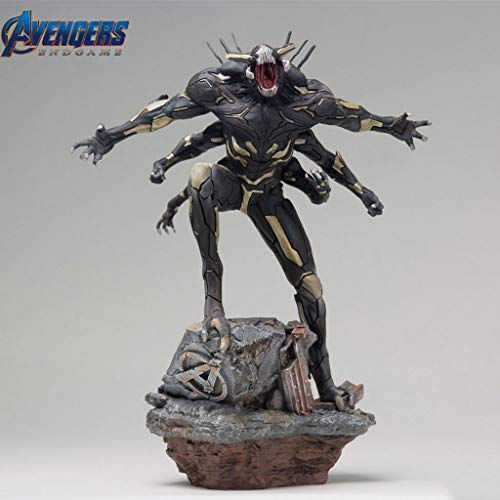 CQ Avengers Endgame Statue: General Outrider 1:10 BDS Art Scale Collectible Figurine from Movie Series Toys image