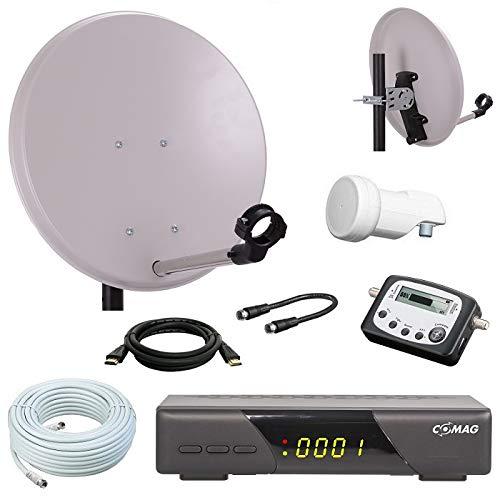 günstig Netshop Digitales Satellitensystem für Camping 25 40cm Spiegel + HD Satellitenempfänger + Digitaler Satellitenfinder + HD… Vergleich im Deutschland