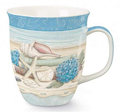 Cape Shore Stories of the Sea Cermaic Coffee or Tea Mug/Cup