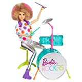 Barbie and the Rockers Doll & Drum