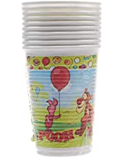Procos Winnie The Pooh Plastic Cups Set of 10