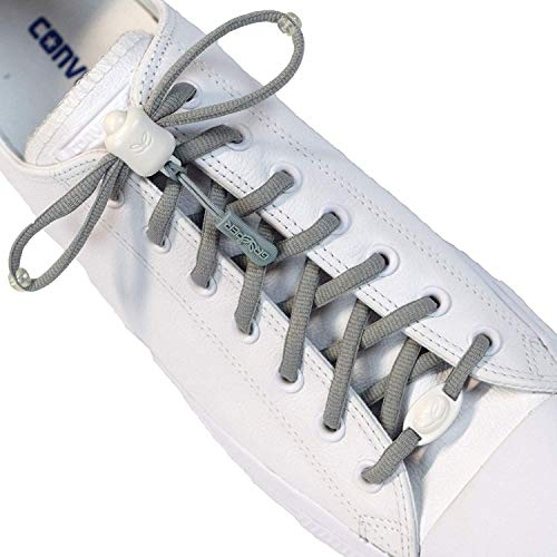 GREEPER sznurówki sportowe (szare)