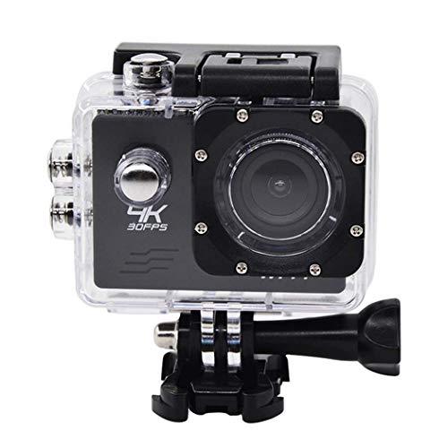 GGPUS Cámara de acción 4K 16MP WiFi cámara submarina Buceo Impermeable Cámara...