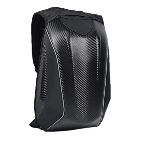 Fahrradrucksack, ergonomisch gestalteter Rucksack, wasserdichte Gepäcktasche-für Fahrräder, Fitnessstudios, Geschenke für Schulreisen,Black,S