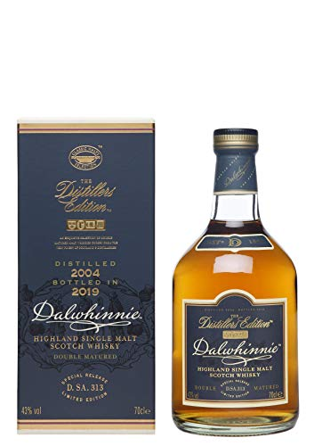 Dalwhinnie 15 Jahre Distillers Edition 2018 Single Malt Whisky (1 x 0.7 l)