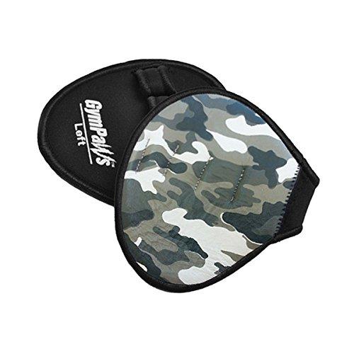 GymPaws Handschuhe für Workout und Fitnessstudio im Camouflage Look - Leder Grip