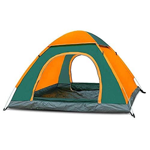 2021年新しい屋外キャンプ折りたたみ式自動テント、3人用ビーチシンプルクイックオープンフィッシング防水機器バックパック、200 * 200 * 135cm