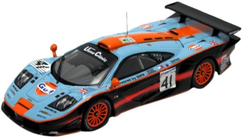 Ixo – lmm106 – Fahrzeug Miniatur – Mc – Laren F1 GTR – Gulf – Le Mans 1997 – Maßstab 1 43 B004MOSZ2K Moderner Modus    Die Königin Der Qualität