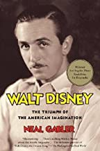 Neal Gabler: Walt Disney : The Triumph of the American Imagination (Paperback); 2007 Edition