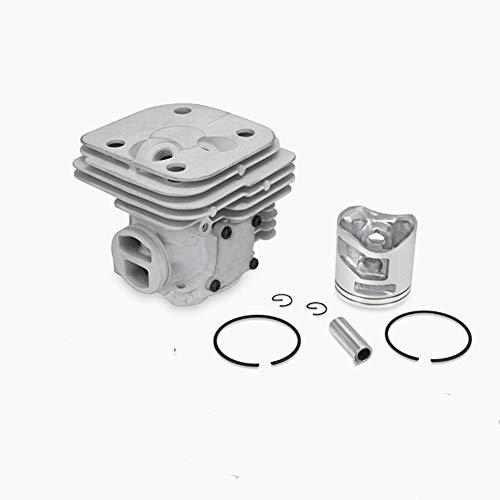 MothAr 50mm Cylinder Piston Kit for Husqvarna Compatible 365 X-Torq 372XP X-Torq, Jonsered 2166 and 2172, 575255702