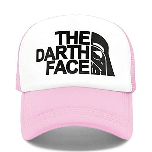 Gorra de Camionero para Hombre, Sombrero Divertido, Gorra de béisbol, Gorra de Red de Malla de Verano Fresca para Hombres-a28-Adult 55to58cm Head