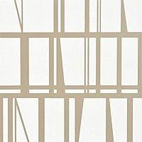 壁紙屋本舗 サンプル 壁紙 フィンレイソン finlayson FE-6336 コロナ(ベージュ) サンゲツ 北欧 幾何学