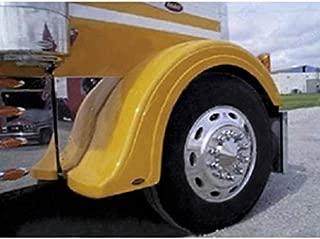 Fiberglass Front Fenders Classic Style Fits Peterbilt