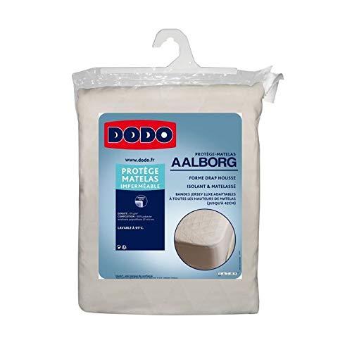 Dodo Protege Matelas Aalborg - Matelassé et imperméable - 90x190 cm