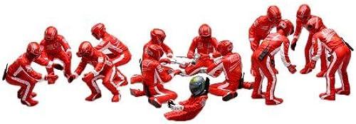 Venta barata Fujimi Fujimi Fujimi 1 20 Formula 1 Pit Crew Set A by Fujimi  ¡no ser extrañado!