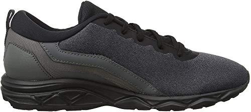 Mizuno EZRUN 2, Zapatillas de Running para Mujer, Negro Negro Negro Negro Negro Silencioso Sombra 1, 41 EU