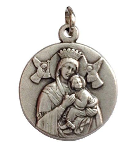Igj Madonna of Help Medal - The Patron Saints Medals