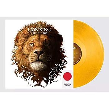 The Lion King  Original Motion Picture Soundtrack  - Exclusive Limited Edition Gold Colored Vinyl LP