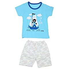 100% Cotton Imported Construction truck print with stripped shorts Pants feature banded cuffs and no-pinch elastic waist Cotton pajamas are not flame resistant. To help keep children safe, cotton pajamas should always fit snugly.