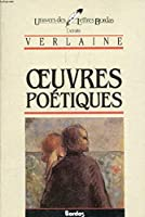 Oeuvres Poetiques* 2040160884 Book Cover