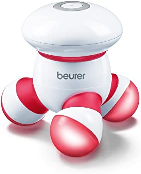 Beurer Handheld Mini Body Massager With LED light