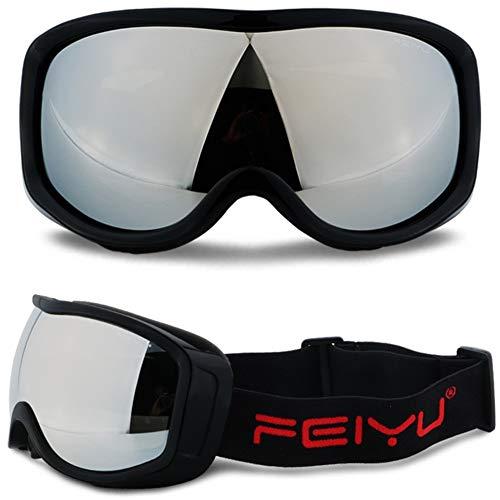 Yeying123 Gafas de esquí de Snowboard Gafas de Skate, Gafas de Ciclismo...