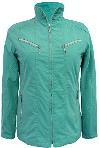 STEILMANN - Damen-Jacke sportlich, Mint (grün)