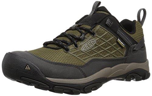 KEEN Men's Saltzman Waterproof Hiking Shoe
